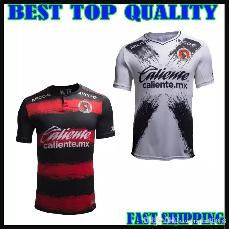 f2035656e Best Quatily CHARLY JERSEY AP 18 19 Mexico Club Tijuana Home Away ...