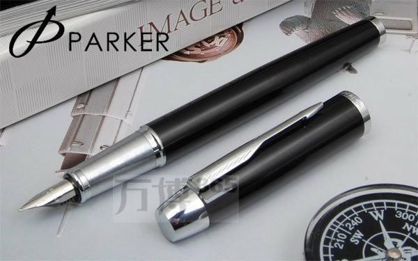 Kostenloser Versand Parker Stift Schwarz IM füllfederhalter Schule Büro Lieferanten Unterschrift Stifte Executive Schnelle Schreibfeder Briefpapier Geschenk