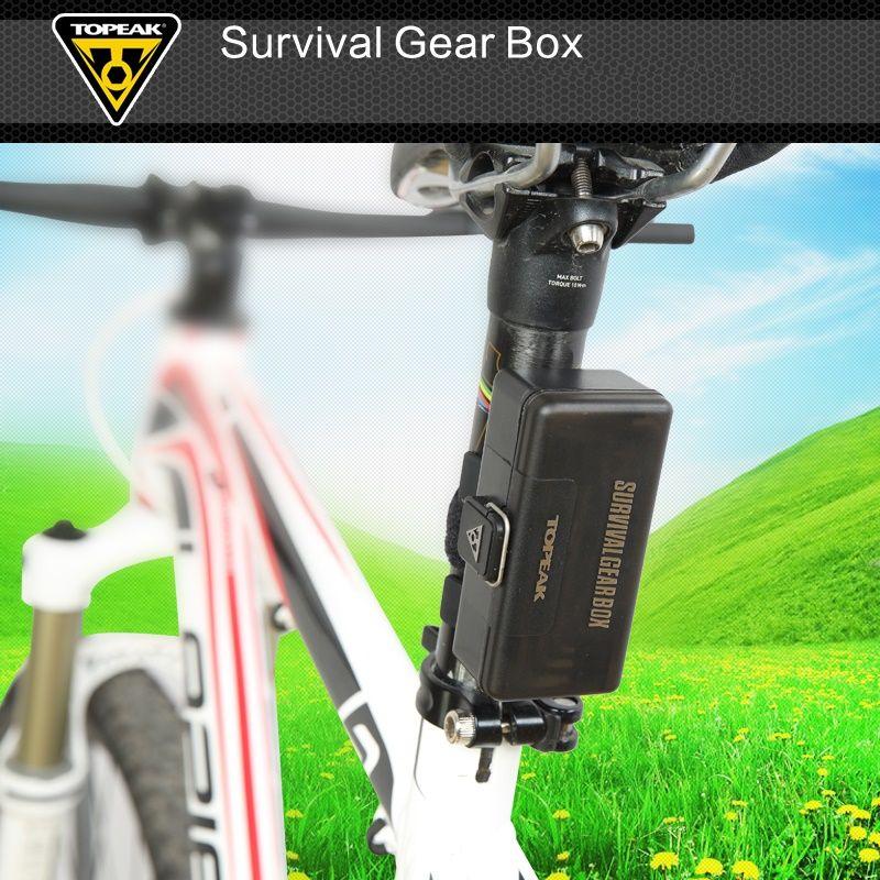 TT2543 SURVIVAL GEAR BOX Bicycle Multi Repairing Tool Set Cycling Portable Tool Road Bike Wrench Kits Bicicleta MTB Tools