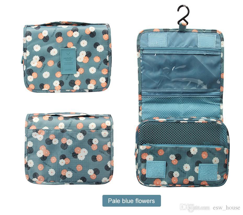 f0950c925d New Women Hanging Waterproof Make Up Cosmetic Pouch Case Travel ...