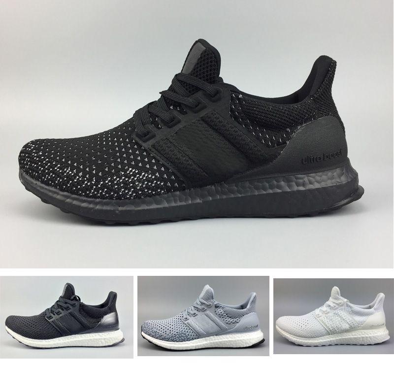00ac0aeae3ec7 Wholesale 2019 Ultra Clima LTD 5.0 Solar Yellow Triple Black Core White  Cool Grey Sneaker MEN S   Women S Running Fashion Sport Shoes Shoes On Sale  Ladies ...