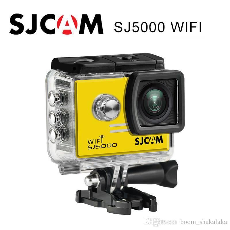 Download Drivers: SJCAM SJ5000 WiFi Action Camera