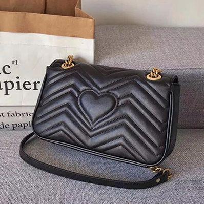 9a40630c07 Genuine Leather Bag Brand Designer Cowhide Leather Handbags New Purse  Fashion Lady Classic Style Handbag High Quality Crossbody Purses Ladies  Purse From ...