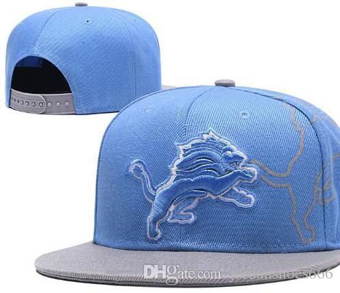 Factory Sale Men Sunhat Detroit Hat Flat Brim Visor Football Caps  Adjustbale Women Strapback Snap Back Hats Snapback Cap Headwear 00 Best  Ties Black Ties ... e384a48c270