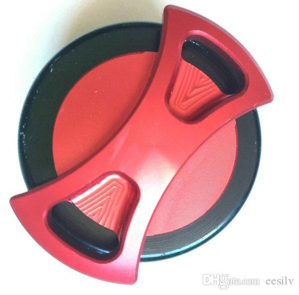 Coperchio del serbatoio del serbatoio del carburante del motociclo della lega di alluminio di CNC Suzuki GSX600 GSXR600 GSXR750 SV650 GSXR1000 TL1000 GSF1200 4 fori
