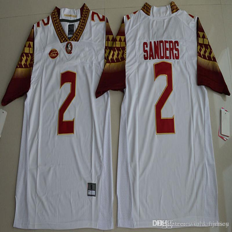 outlet store e422c b52ed australia seminoles 2 deion sanders red limited stitched ...