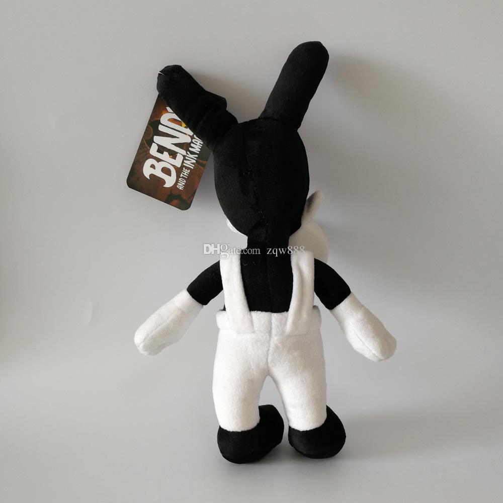 nuovo gioco / 25-30cm Bendy Cane Bendy e l'inchiostro macchina bambola della peluche gioca il Chidlren migliore regalo di Natale NOOM005