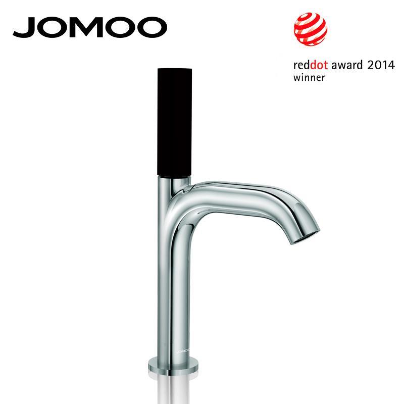Großhandel Jomoo Waschtischarmatur Reddot Award Chrome Waschbecken  Wasserhahn Mischbatterie Einhand Einlochmontage Luxus Qualität Wasserhahn  Von Wenglianbo, ...