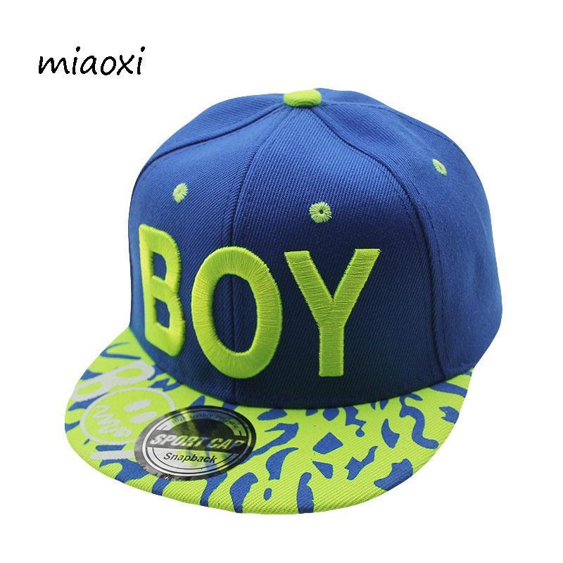 Hüte & Mützen Jungen Kleidung Neue Mode Jungen Sommer Baseball Caps Für Kinder Casual Brief Hut Einstellbare Hysterese Kinder Hohe Qualität Casual Gorras Verkauf