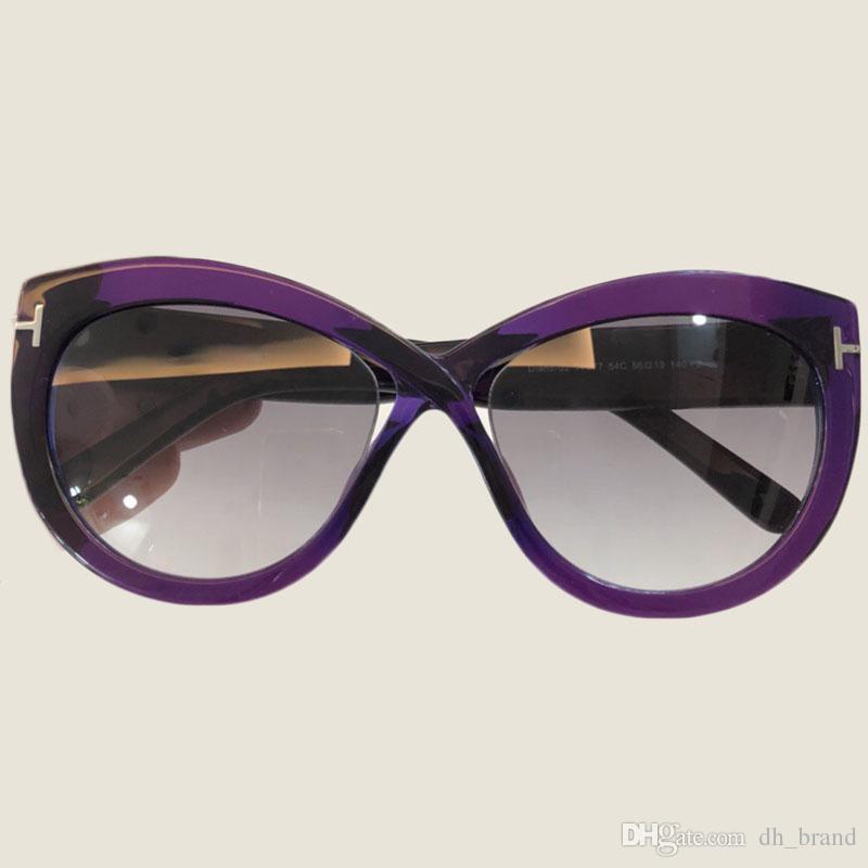 Acheter Acheter Acheter Soleil Teinté Eye Cat Couleur Lunettes De Femmes  2018 New 14q0wT1r e71255287aa8
