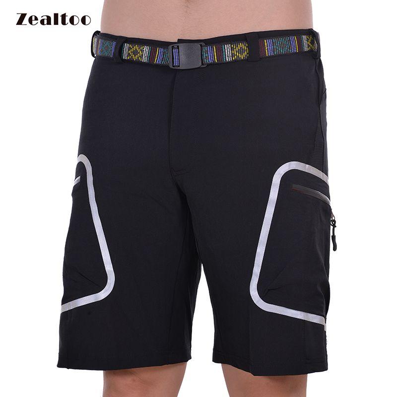 Mens Brand Outdoor Sports Cycling Clothing Downhill MTB Shorts Pants ... beb024795