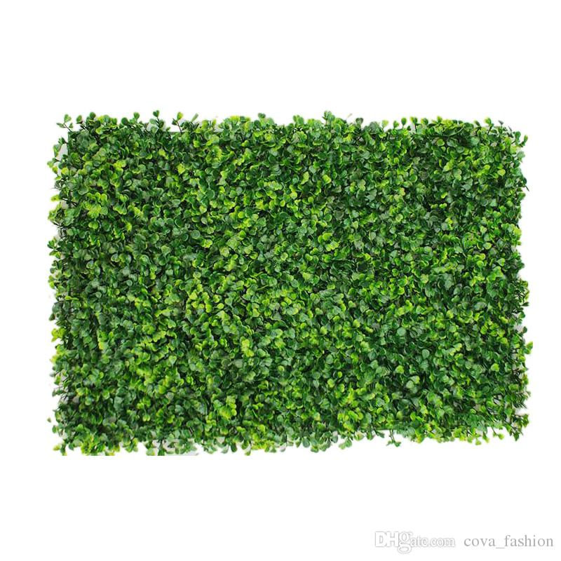 40x60cm Artificial Turf Artificial Grass Mat Pet Food Mat Plastic Thick Fake Grass Lawn Micro Landscape