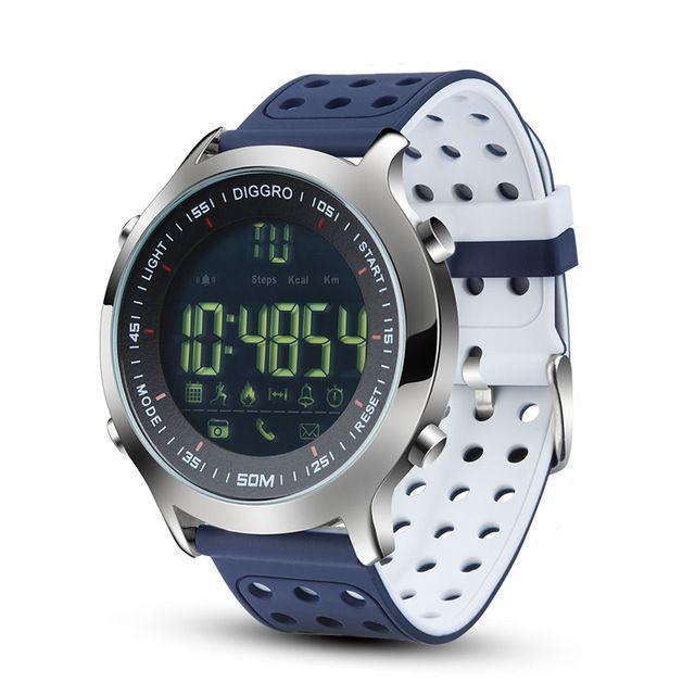 86feea71703 2018 New Smart Watch Waterproof IP68 5ATM Passometer Message Phone Reminder Ultra  Long Standby Swimming Outdoor Sport Smartwatch Best Active Wristbands Best  ...