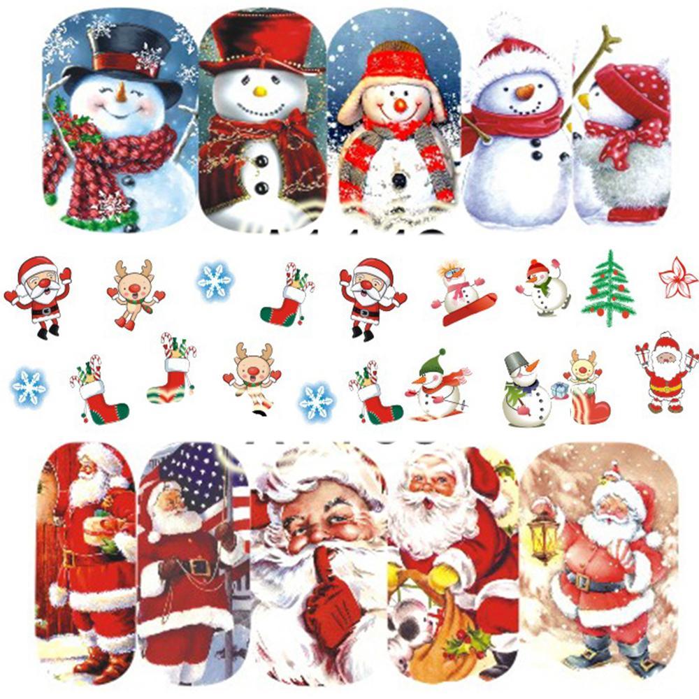 Großhandel 12 Stücke Weihnachten Schneemann Baum Stiefel Glocken ...