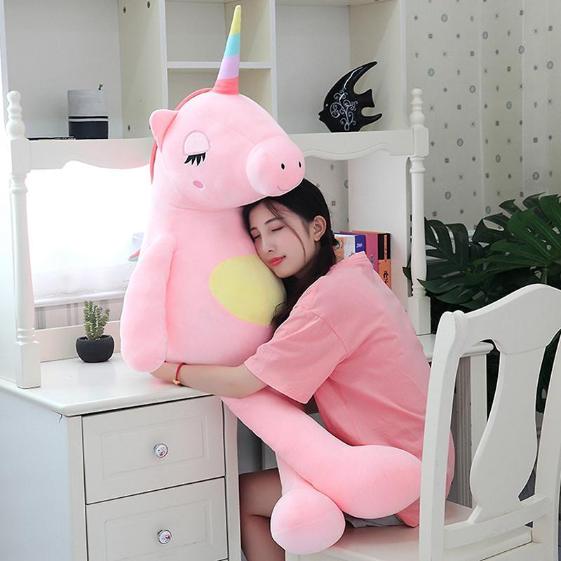 Süß Elefant Plüschpuppe Kissen Tier Puppe Stoffpuppe Schlafzimmer Sofa   Dekorat Puppen