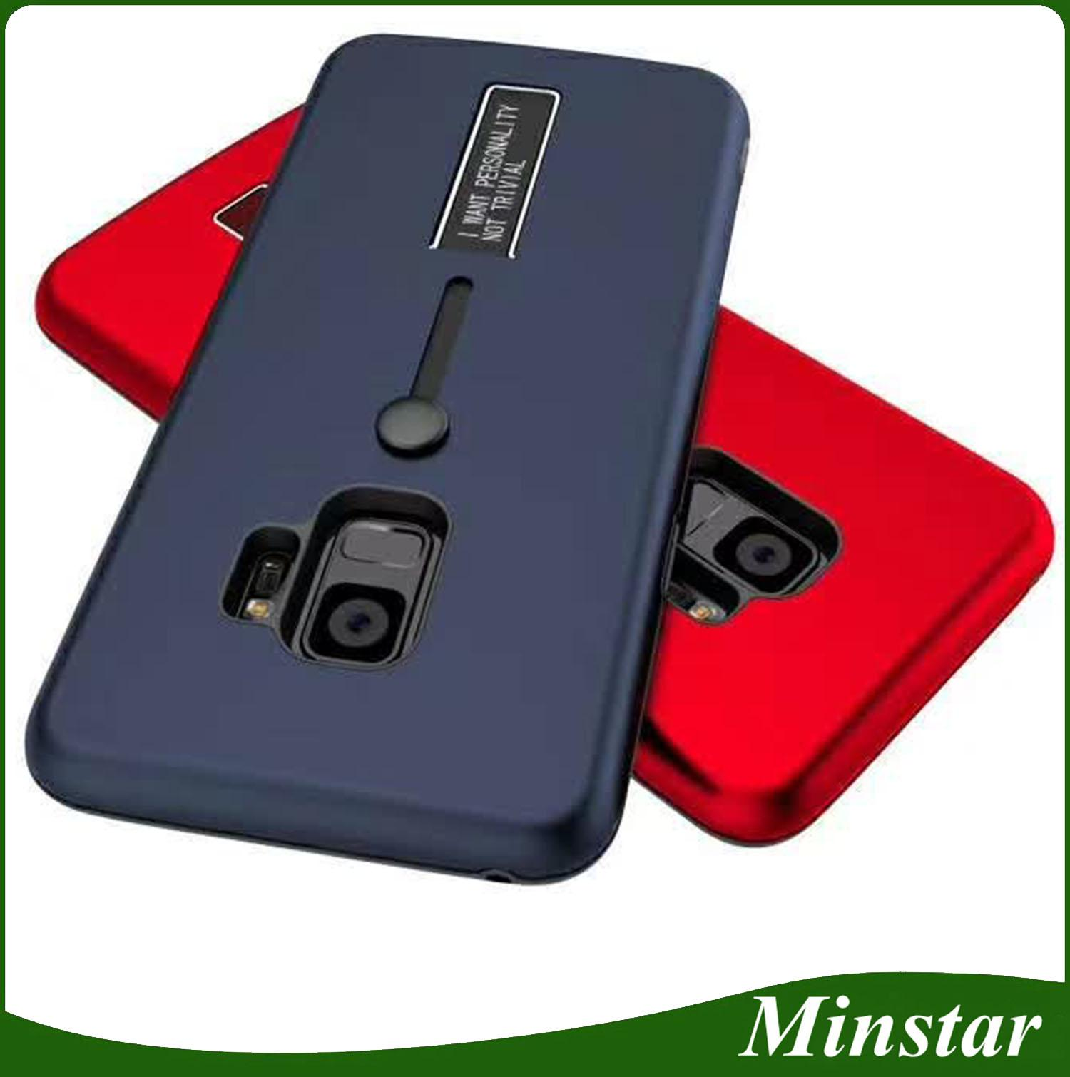 Small MOQ Soft Ring Phone Case Hybird Ring Case for Samsung J3 Prime J3 Emerge 2017 Samsung S7 Edge Cover Soft Ring Case for J3 Prime J3 Emerger Cover Case