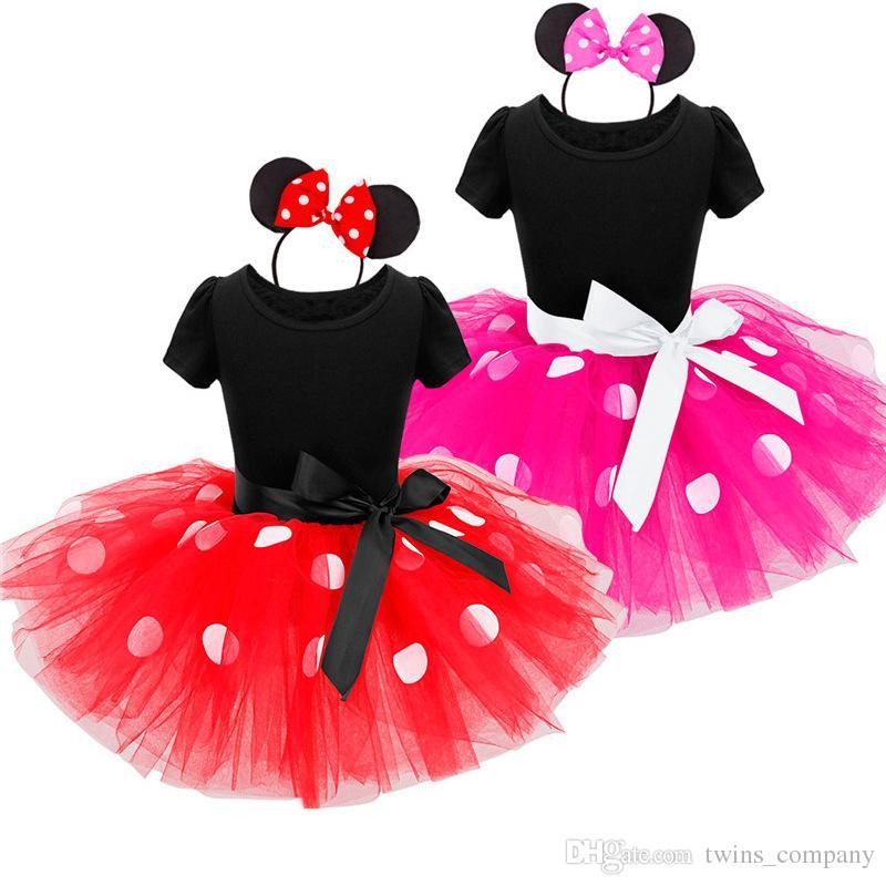 Cheap Princess Dress Girls Children Sundresses Cute Cinderella Princess  Dress Pink 21f64ac0df6