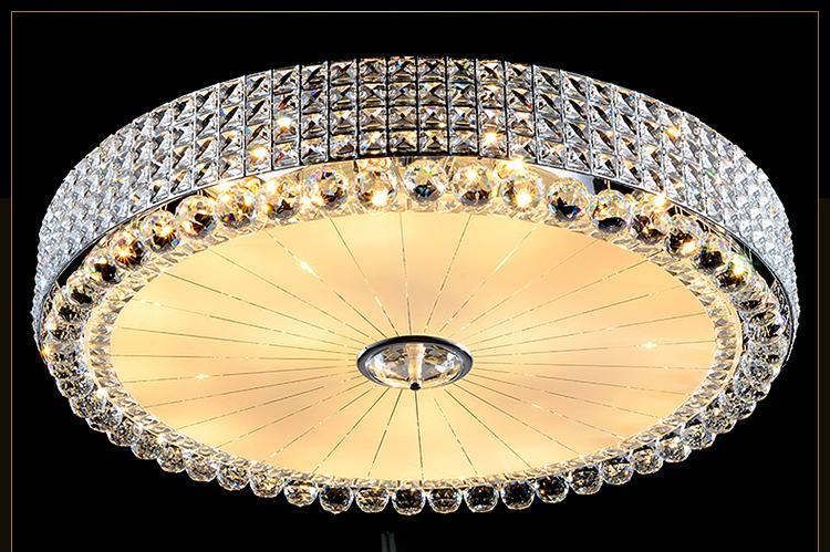 cristal brillant plafonnier plafonnier rond 5 Meilleur De Plafonnier Rond Verre Hiw6