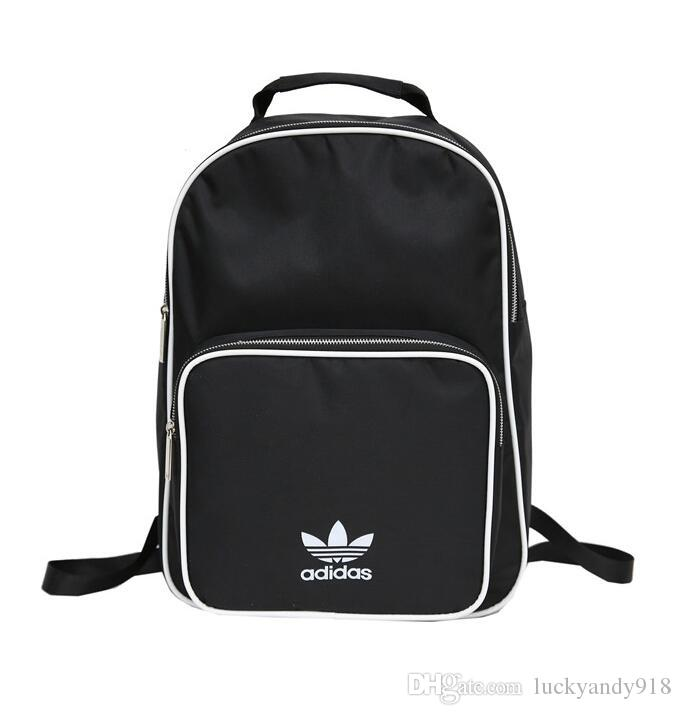 Quality Sports ADIDAS Backpack Camping Unisex Backpacks Travel Outdoor  Knapsack Teenager Schoolbag Basketball Bag  0637 School Bags Messenger Bags  From ... bd2fa01ee3c26