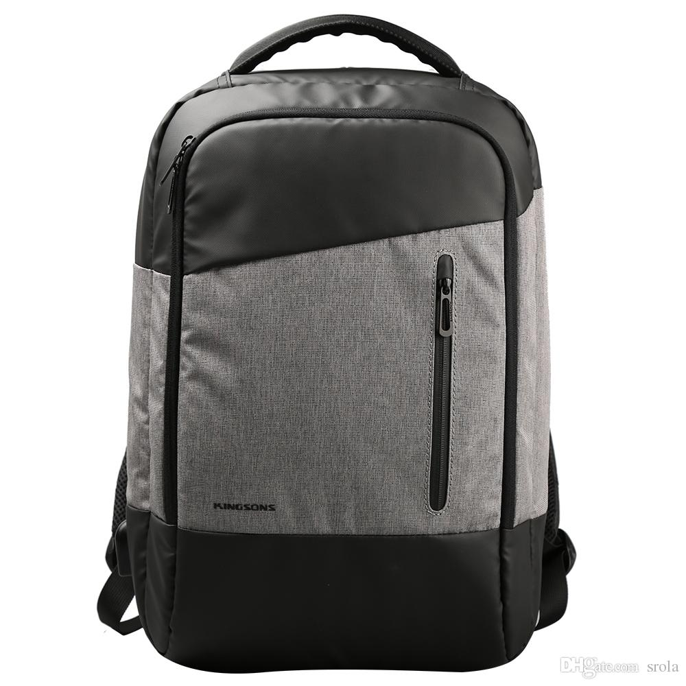 Hot Sale Brand New Men's backpack with USB charging interface Mobile Sucker laptop backpack for Business travel Large Capacity Academy bag