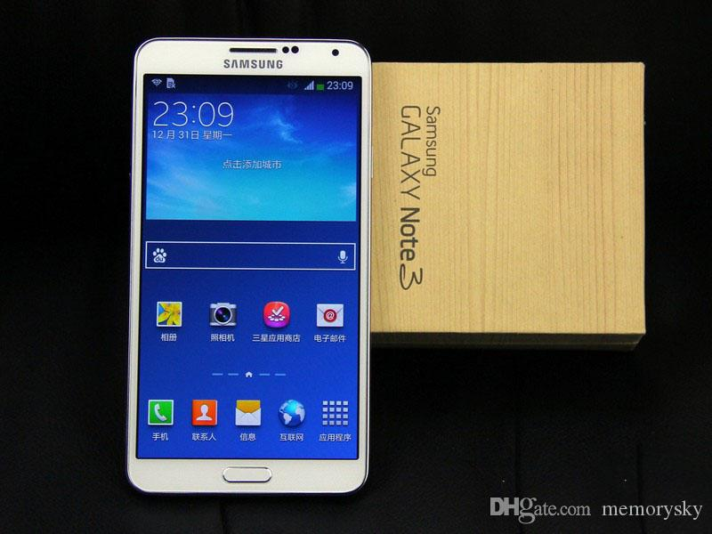 ROM d'origine Samsung Galaxy Note III 3 Note3 N900A 32Go Android4.3 13MP 5.7