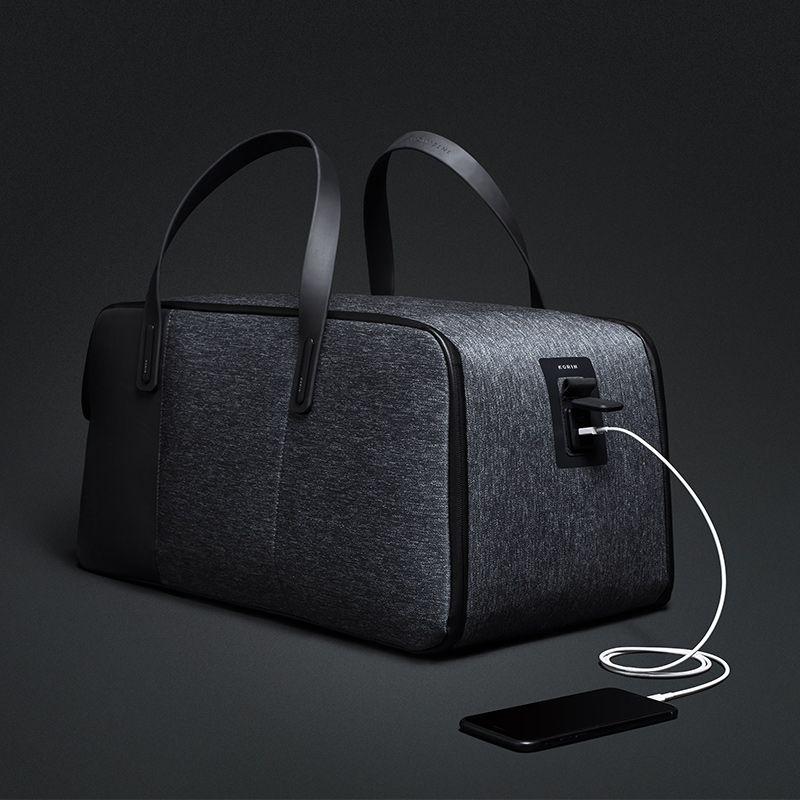 9da9b7aa59c73f Krion FlexPack | The Best Functional Anti-theft Duffle & BackPack Men  Travel Bags Fashion Cool Handbag