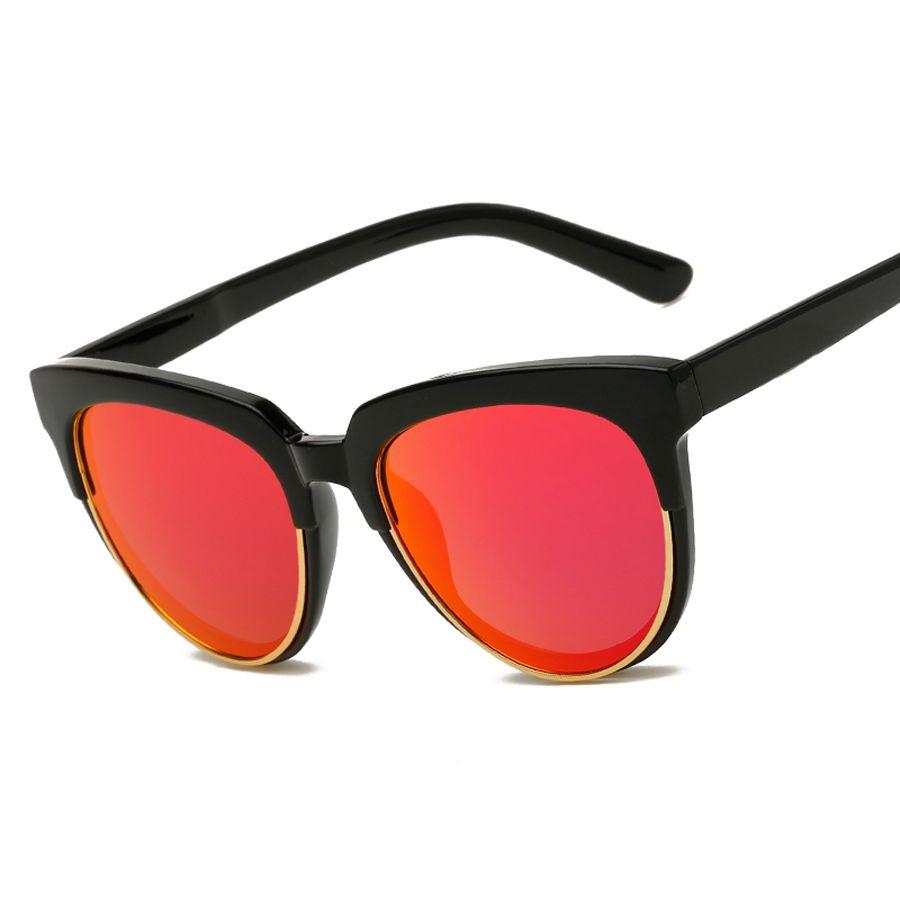 Fashion Sunglasses Brand Woman Zonnenbrillen Dames Gafas Mujer Bril Rays  Cat Eye Sunglasses For Women Kacamata Pria Oculos Sunglases Cheap Designer  ... 1e64fab88f