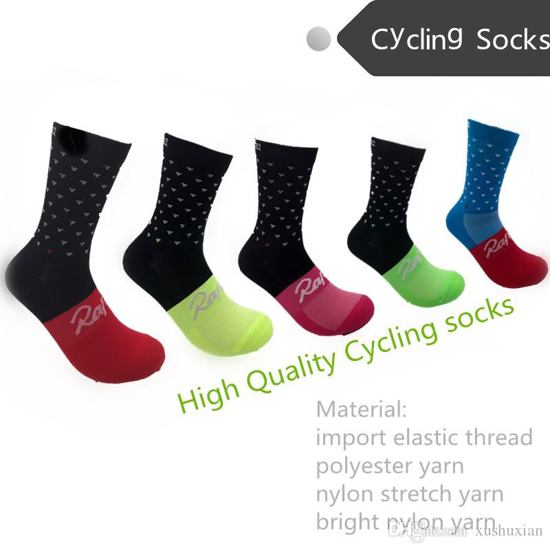 New 2018 High quality Professional brand sport socks Breathable Road Bicycle Socks/Mountain Bike Socks/Racing Cycling Socks