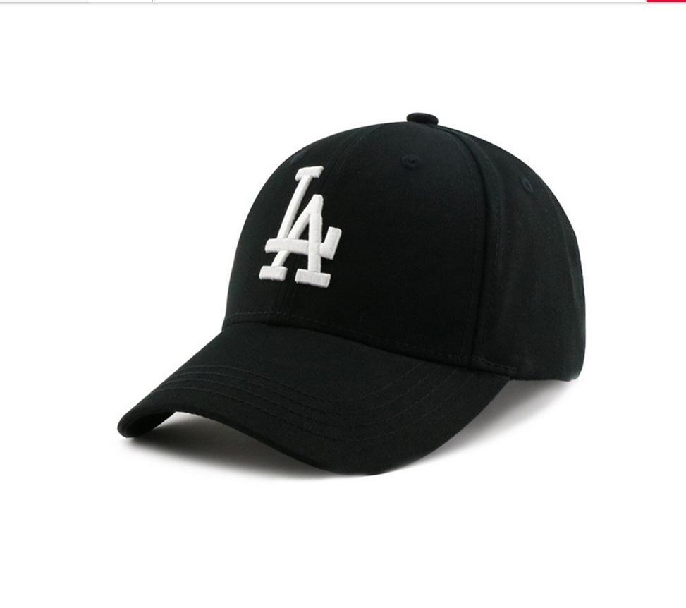 78ea3b8589f Men Women Adjustable Unisex 2018 New Letter Baseball Caps LAEmbroidery Hip  Hop Bone Snapback Hats For Trucker Hats Flexfit From Maocai