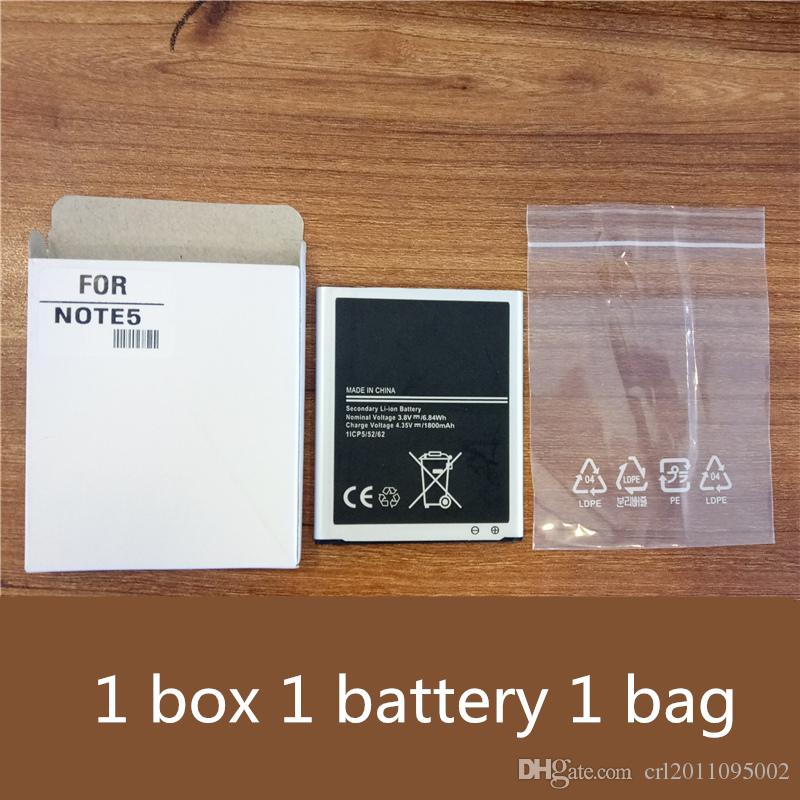 Cell Phone Batteries For samsung s3 s4 s5 s6 s1 s2 s7 i9500 i9300 s6edge Wholesale mobile phone battery original 100%