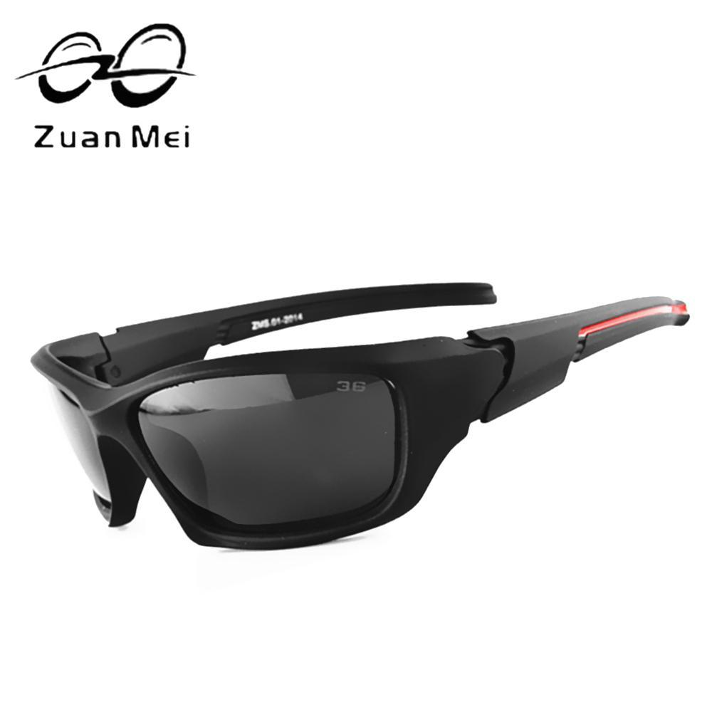 Compre Zuan Mei Marca Night Vision Óculos Polarizados Homens Condução Óculos  De Sol Para As Mulheres Venda Quente Qualidade Goggle Óculos Homens Zm01 ... ecbe5d0159