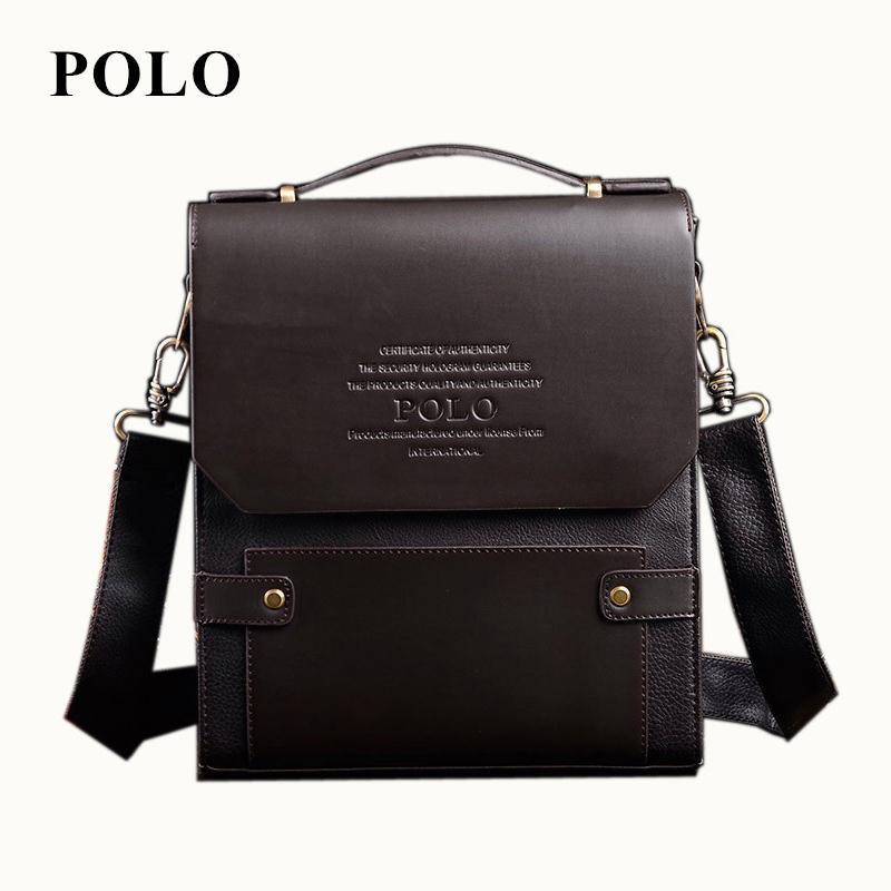 803fe41da76 New Arrived POLO men's messenger bag handbag Brand Business briefcase  fashion shoulder bag crossbody Free Shipping. Store-wide Discount