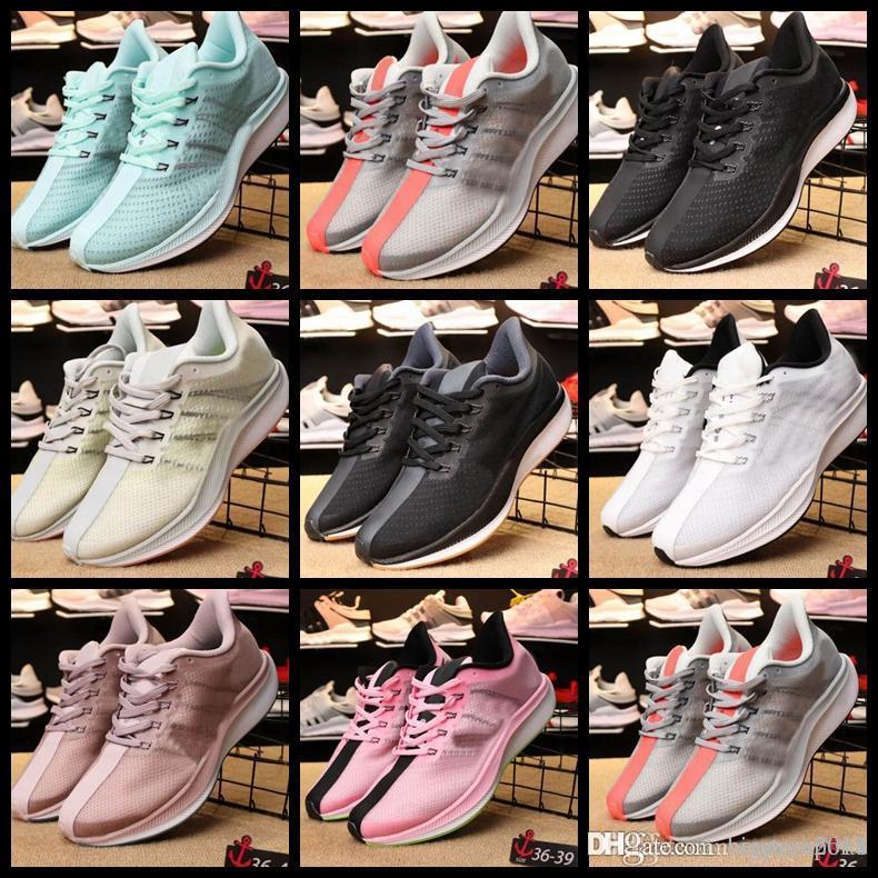 2018 Air Zoom Pegasus 35 Turbo Herren Damen Laufschuhe Weiß Rosa Grau React ZoomX Sport Designer Sneakers Zapatos aus Chaussures