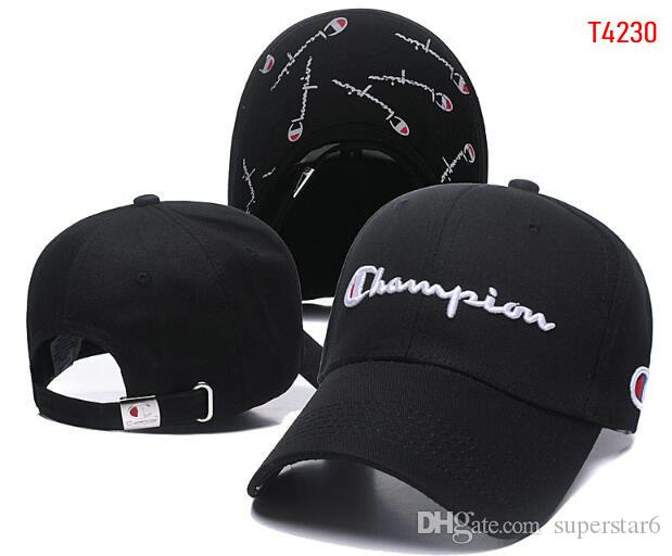 8b8a896a7ea Luxury Brand Designer Europe America Cap Champion HAT Embroidery ...