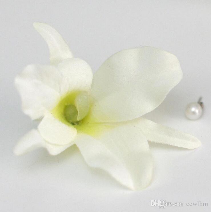 2018 real touch silk flowers small orchid head artificial flowers 2018 real touch silk flowers small orchid head artificial flowers decorative for home wedding decoration from cewlhm 395 dhgate mightylinksfo