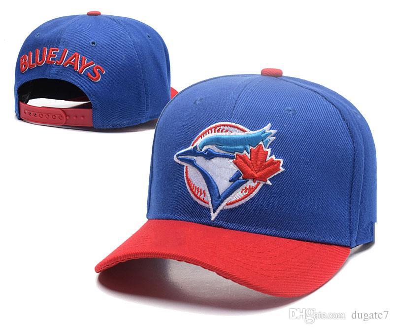 Buena moda Nuevas gorras Hockey Snapback Gorras Sombreros Toronto Cap Mezcla Combinar Ordenar Todas las gorras en stock Sombrero de calidad superior