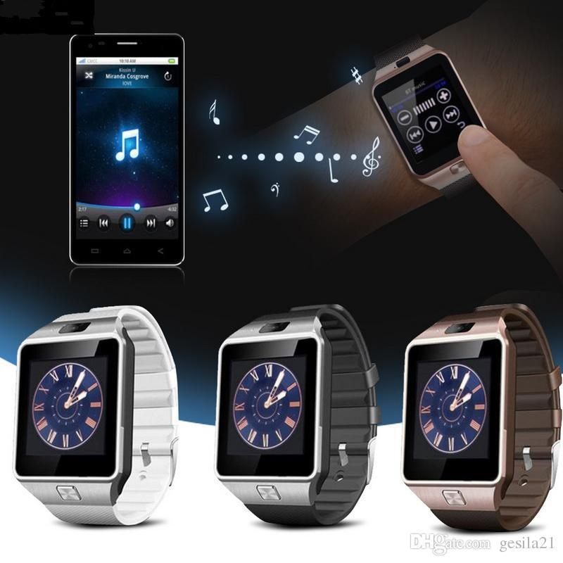 98307bc9a97 Bluetooth Smart Watch DZ09 Relojes Smartwatch Relogios TF SIM Camera for IOS  IPhone Samsung Android Phone Smart Watches Dz09 Smartwatch Smartwatch  Android ...