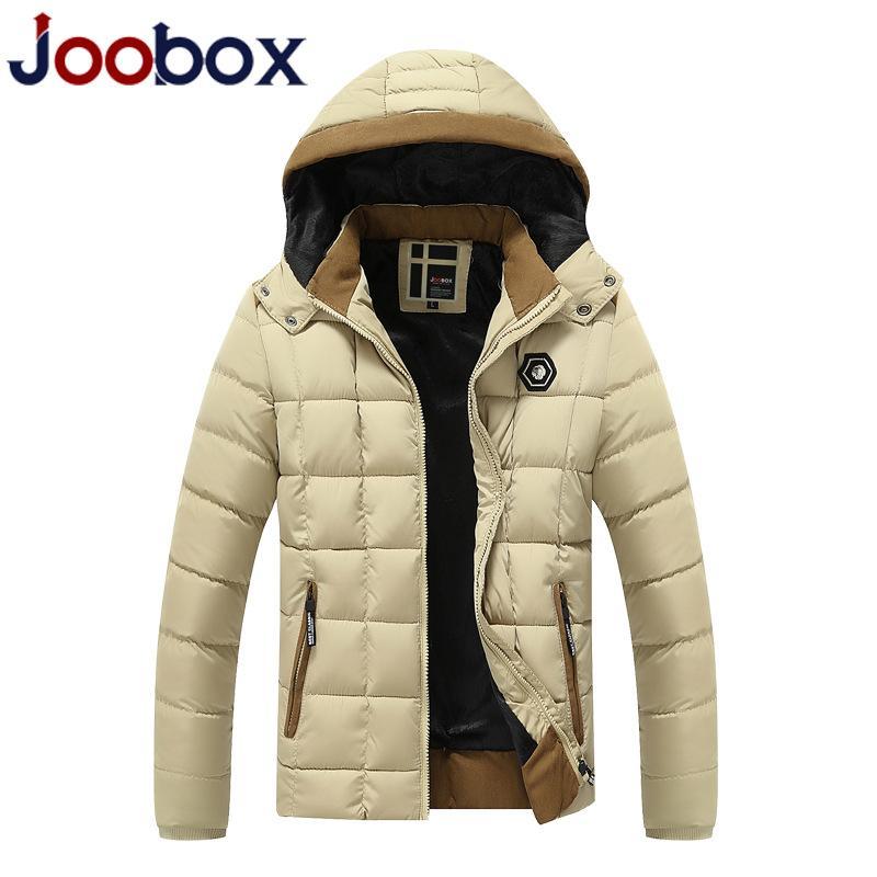 295e201f9dd5 2018 New Parkas Men Winter Parkas Thick Windproof Warm Hat ...