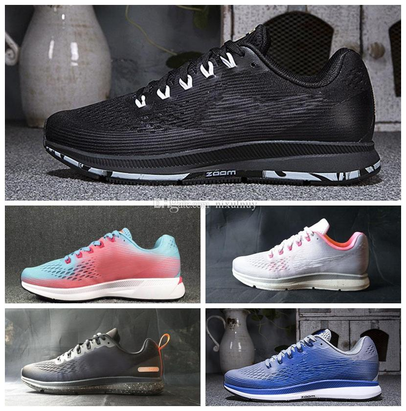 9a6d83266cdd 2018 Zoom Pegasus 34 Running Shoes Wmns Moonfall Walking Hiking Jogging Men  Women Sport Sneakers Casual Shoes Spikes Shoes Best Running Shoe From  Nixulnuy
