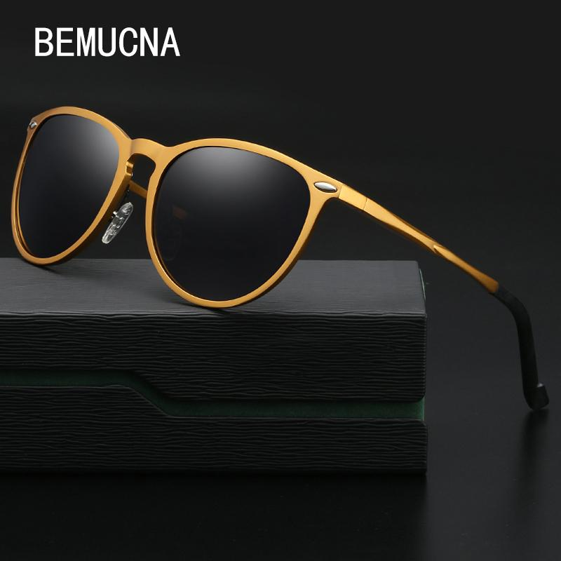 4bf5fda236 Bemucna 2018 The New Sunglasses Men Aluminum Magnesium Polarized Sunglasses  Trend Driving 8563 Hot Selling Fastrack Sunglasses Smith Sunglasses From  Juemin