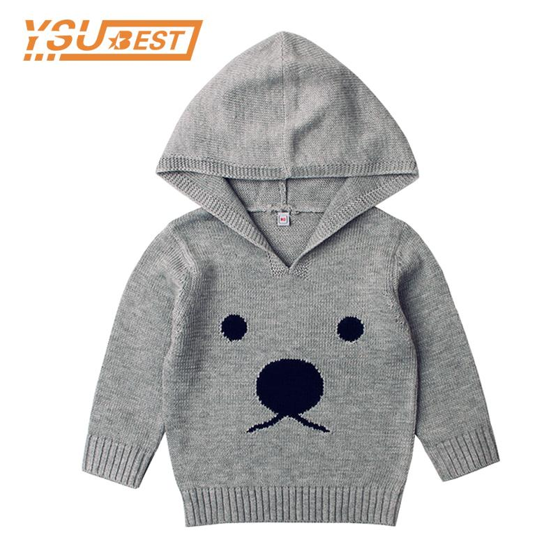 669efaad98a7 2018 Baby Sweaters Autumn Winter Baby Girl Clothes Cute Cartoon ...