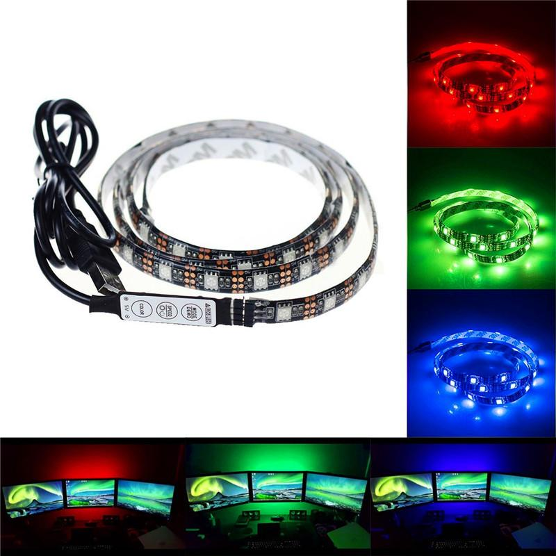 5050 dc 5v rgb led strip waterproof 30ledm usb light strips 5050 dc 5v rgb led strip waterproof 30ledm usb light strips flexible neon tape 2m 3m 4m 5m remote for tv background thin led strip 240v led strip from mozeypictures Image collections
