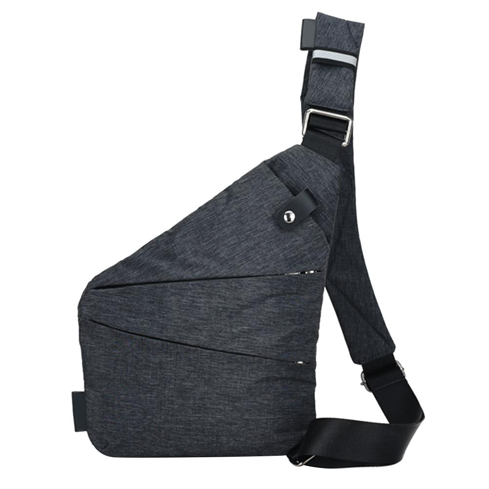 bec6c83c96af Fashion Linen Canvas Chest Bag Men Simple Single Shoulder Bags For Men  Crossbody Bags Male Messenger Bag Black Bags Purses From Paradise12