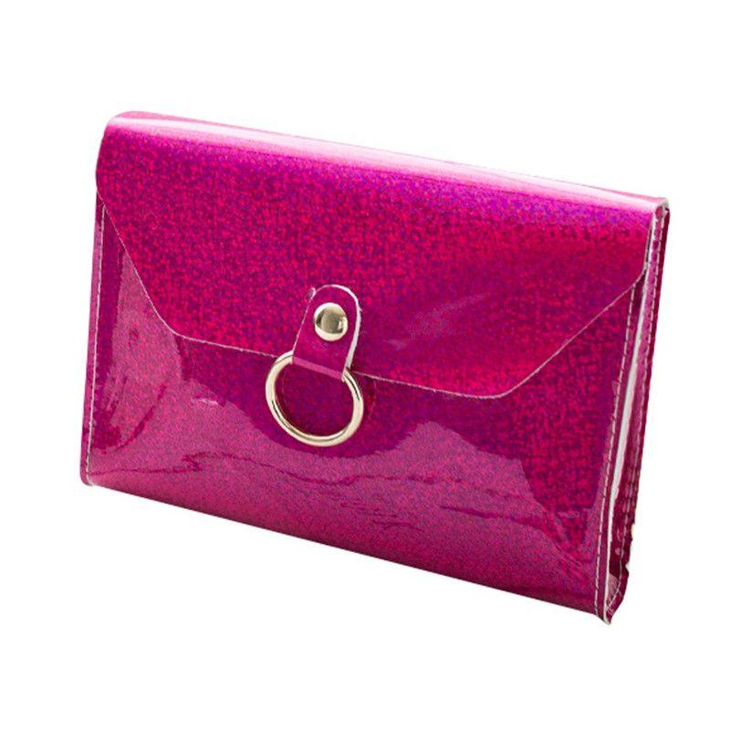 882804aef999 Crossbody Bags For Women 2018 Ladies Chain Shoulder Bag Ring Korean Style  Laser Bag Pure Colors Female Mini Messenger  35 Mens Messenger Bags Mens  Bags From ...