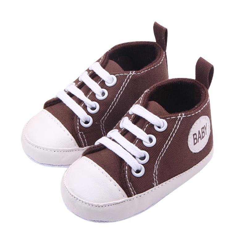 Newborn Baby First Walkers Shoes Boys Girls Kids Infant Toddler Classic  Sports Sneakers Soft Soled Anti Slip Shoes 88 S7 UK 2019 From Cornemiu b21a5da3e23b