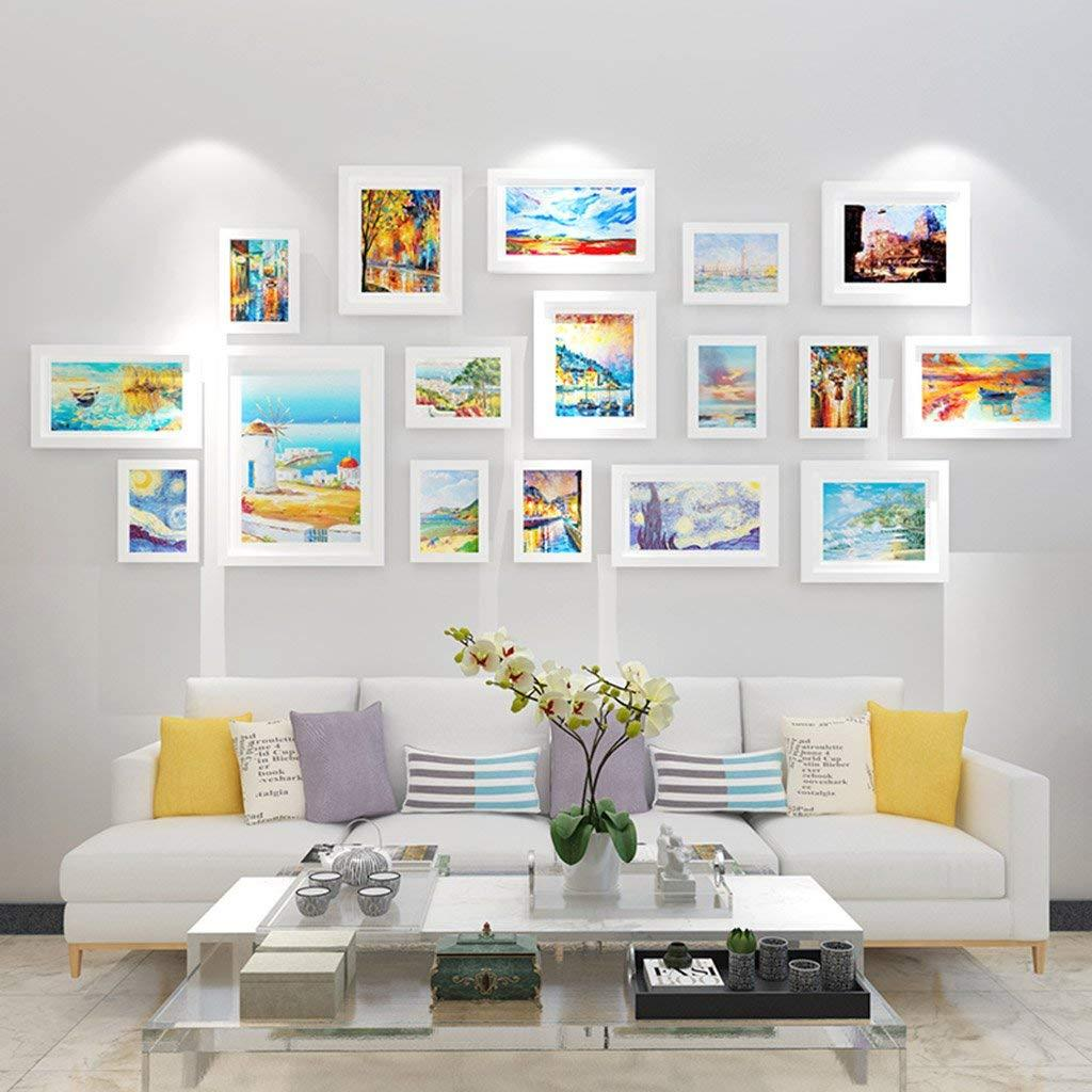 Großhandel Foto Wand Unregelmäßig, Foto Rahmen Wand Set, Für Esszimmer  Wohnzimmer Wohnzimmer Esszimmer Von Gcz1688, $182.84 Auf De.Dhgate.Com |  Dhgate
