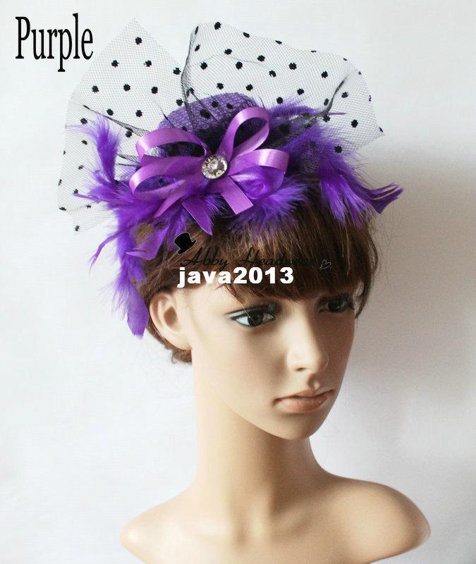 Sequin Mini Top Hat Fascinator Feather Veil Bow  Amp  Feather Baby Girl  Birthday Hat Baby Girl Birthday Hats From Homesets bc113b0249c