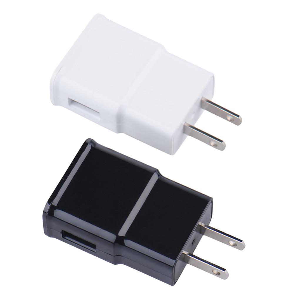 Usb Wall Charger Portable Fast Phone Chargers 5v 2a For Circuit Schematic Diagram Of Dc Regulated Samsung Galaxy S9 Mobile Phones Us Eu Plug Powerbank 2600 Mah Cell Charging Pad