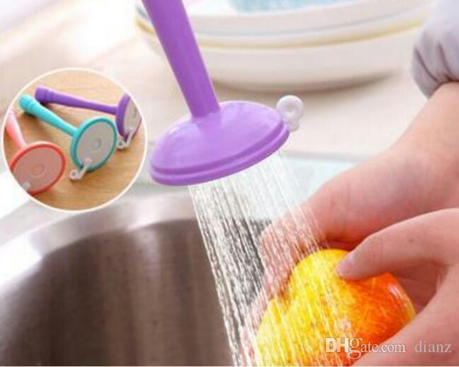 Casa Rubinetti Docce Accs caldo Kitchen Sink Tap Wash Dish Faucet Regolabile Ultra Risparmio Acqua Estesa Doccia Ugello di ricambio Bagno