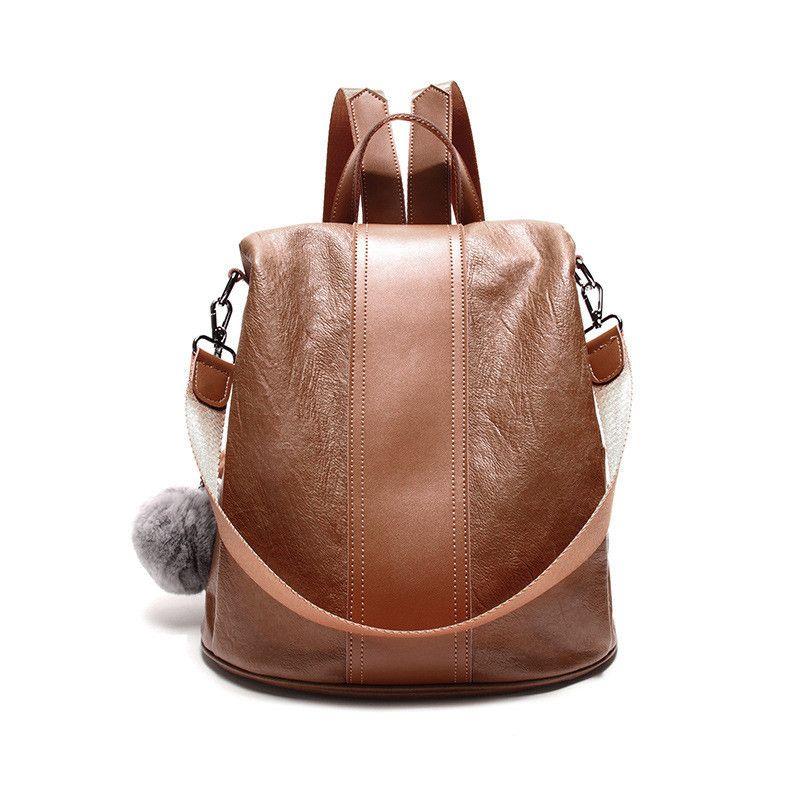 New Travel Backpack Korean Women Female Rucksack